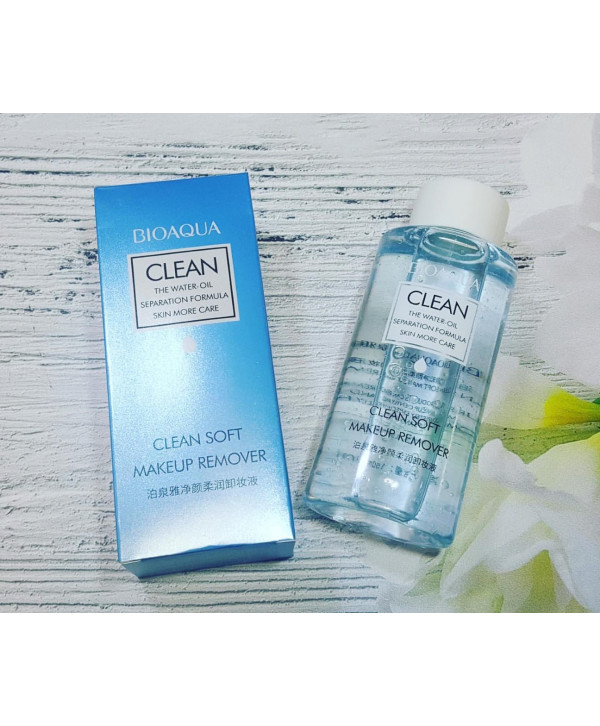 BioAqua Clean The Water-Oil с маслом оливы