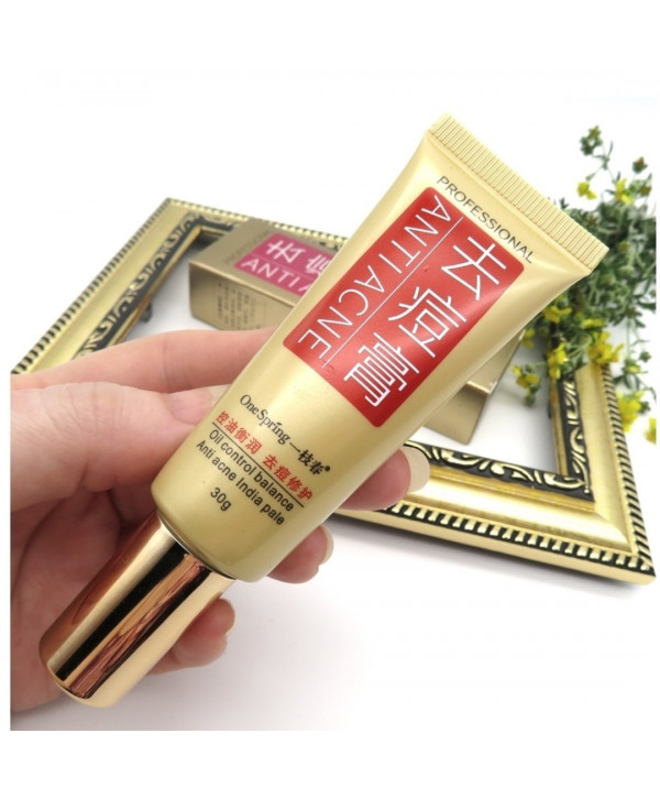 Крем для лечения акне One Spring Professional Anti Acne Cream, 30 мл