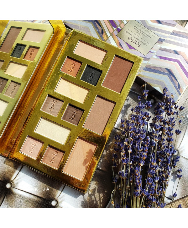 Tarte Tartelette Toasted Eyeshadow palette 12 Colors